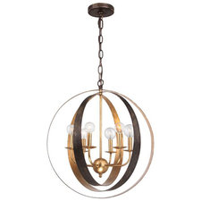 Luna Sphere Chandelier