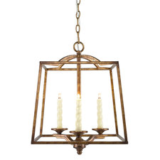 Athena Grecian Gold Chandelier