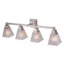 Aurora Bathroom Vanity Light