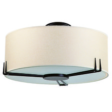 Geometry Ceiling Semi-Flush Mount