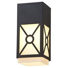 Summerside Outdoor Glass Wall Light