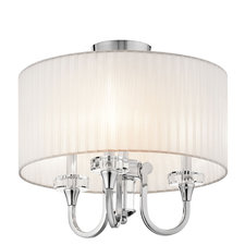 Parker Point Convertible Semi Flush Mount