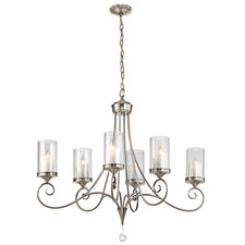 Lara Oval Chandelier