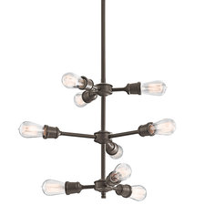 Lucien Multi Tier Chandelier