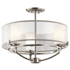 Saldana Convertible Semi Flush