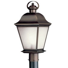 Mount Vernon Outdoor CFL Post Mount