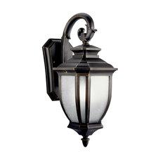 Salisbury Fluorescent Outdoor Lantern Wall Sconce