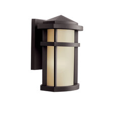 Lantana Outdoor Fluorescent Wall Sconce