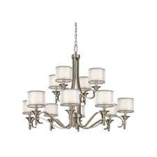 Lacey Two Tier Chandelier
