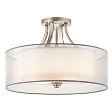 Lacey Large Ceiling Semi Flush Mount