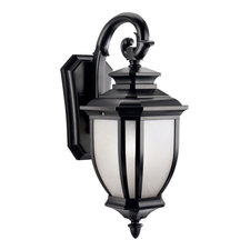 Salisbury Outdoor Hanging Lantern Wall Sconce