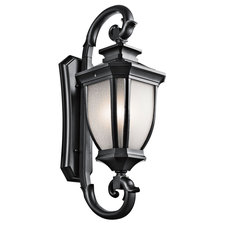 Salisbury Oversized Outdoor Wall Sconce