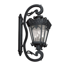 Tournai Oversized Outdoor Wall Sconce