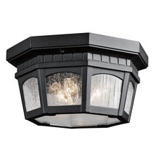 Courtyard Outdoor Flush Mount