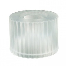 G112 Etched Glass Shade