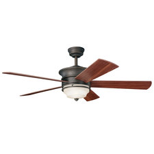 Hendrik Ceiling Fan with Light