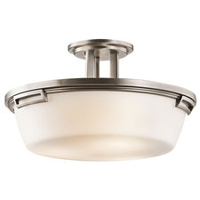Leeds Semi Flush Mount