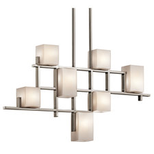 City Lights Linear Chandelier