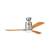 Ridley Ceiling Fan with Light
