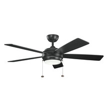 Starkk 52 Ceiling Fan with Light