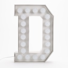 Vegaz D LED Alphabet Lamp