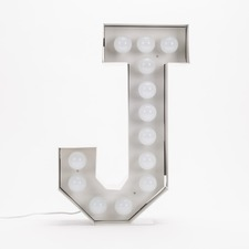Vegaz J LED Alphabet Lamp
