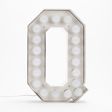 Vegaz Q LED Alphabet Lamp