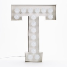 Vegaz T LED Alphabet Lamp