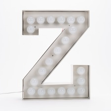 Vegaz Z LED Alphabet Lamp