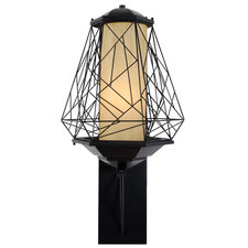 Wright Stuff Up Outdoor Wall Sconce