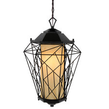 Wright Stuff Outdoor Pendant