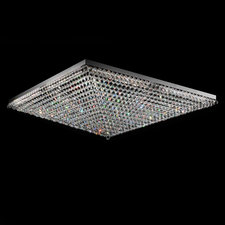 Impero 809 Square Ceiling Flush Mount