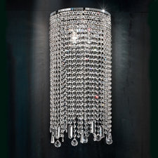 Deco Crystal Wall Sconce