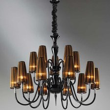 Honey 2-Tier Chandelier