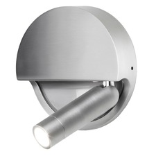Ledtube Round Right Wall Sconce