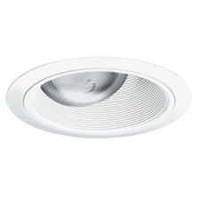 264 Series 6 Inch Adjustable Tapered Baffle Trim