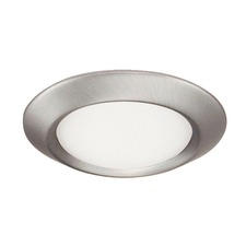 4101 Series 4 Inch Beveled Dome Lensed Shower Trim