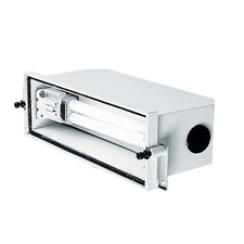 PL115 Outdoor CFL Rectangular Step Light Housing