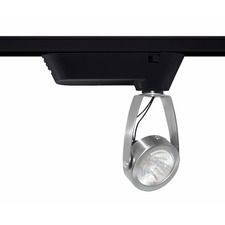 T196 Trac-Master Open Back Low Voltage MR16 Lamp Holder