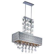 Symmetry Linear Chandelier