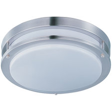 Linear LED Ceiling Flush Mount
