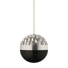 Sphere 2-Circuit Monorail Pendant