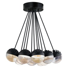 Sphere 11-Light Suspension Warm Color Dimming