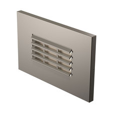 Louver LED Step Light