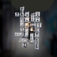 Vermeer Short Wall Sconce
