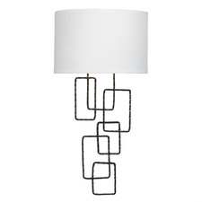 Lattice Two Light Wall Sconce