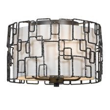 Lattice Ceiling Light Fixture