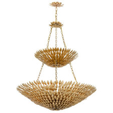Broche Tiered Chandelier