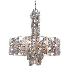 Sterling Tier Chandelier