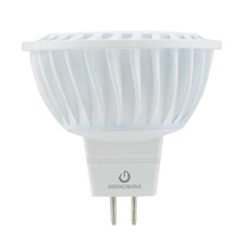 6W DIM GU5.3 MR16 LED 36 Deg 3000K 80CRI 12V